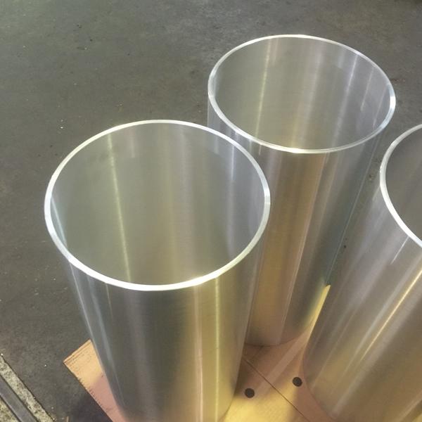 薄鋁管精車